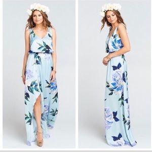 Show me your mumu Mint to be Floral